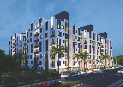 Project Image of 700 Sq.ft 2 BHK Apartment for buyin Narayan Nagar for 4500000