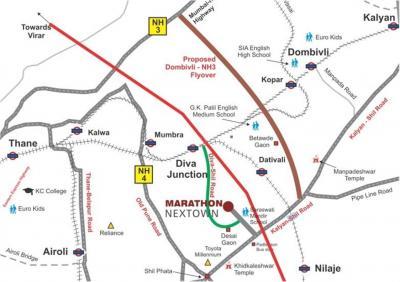 Marathon Nextown Sapphire