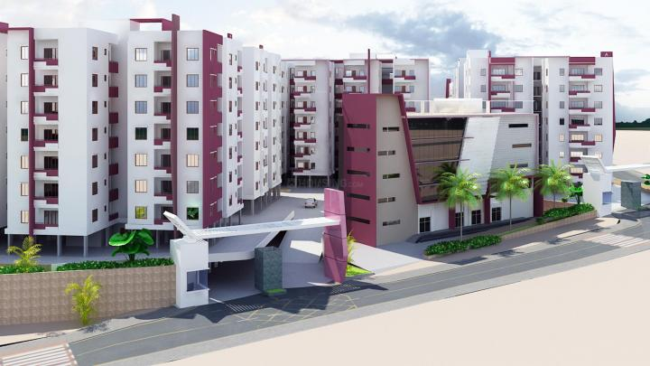 Project Image of 262.0 - 1355.0 Sq.ft 1 BHK Apartment for buy in Vasathi Anandi