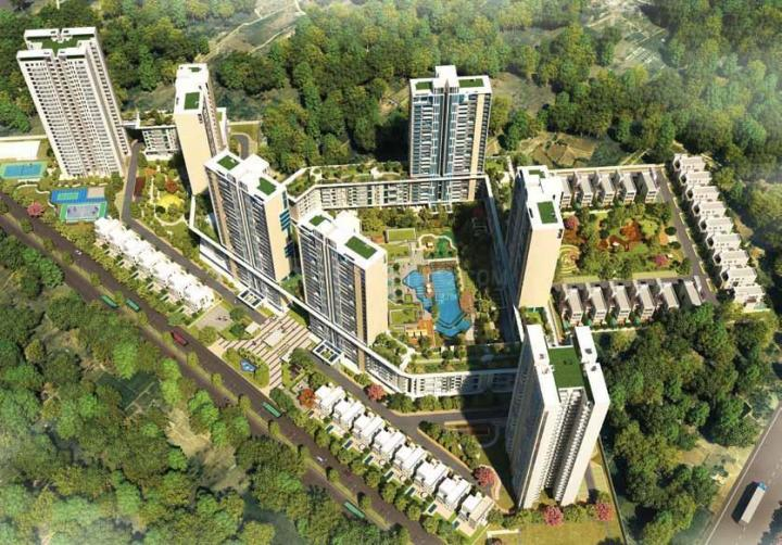 Project Image of 2275.0 - 8800.0 Sq.ft 2.5 BHK Apartment for buy in Experion Windchants