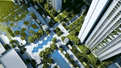 Project Images Image of Lodha New Cuffe Parade in Sion