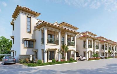 Project Image of 2727.0 - 3600.0 Sq.ft 4 BHK Villa for buy in Omnium Shri Shaligram Villa