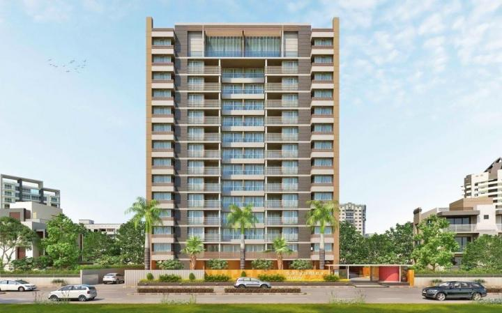 Project Image of 0 - 6300 Sq.ft 5 BHK Penthouse for buy in Satyamev Elysium