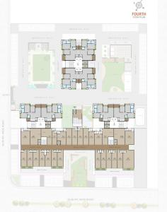 Project Image of 962.83 - 968.0 Sq.ft 3 BHK Apartment for buy in Ridham Aditya Altuss