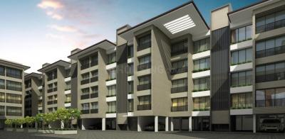 Gallery Cover Image of 1000 Sq.ft 2 BHK Apartment for rent in Qualitas Gardens, Koproli for 7500