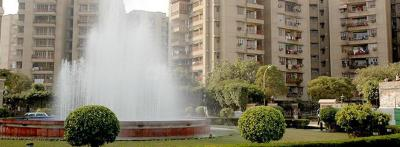 Gallery Cover Image of 1800 Sq.ft 3 BHK Apartment for rent in Eros Mayfair Tower by Eros Group, Sector 39 for 40000