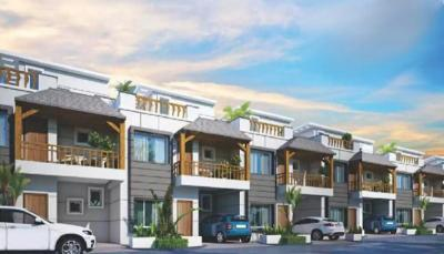 Project Image of 1213.0 - 1324.0 Sq.ft 3 BHK Villa for buy in Sanfran Estate