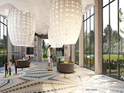 लोढ़ा अप्पर ठाणे टियारा सी में खरीदने के लिए 858.0 - 983.0 Sq.ft 2 BHK अपार्टमेंट प्रोजेक्ट  की तस्वीर