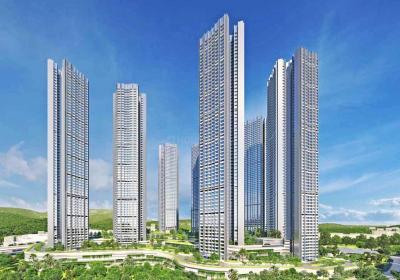 Project Image of 1034.0 - 1099.0 Sq.ft 3 BHK Apartment for buy in Oberoi Sky City