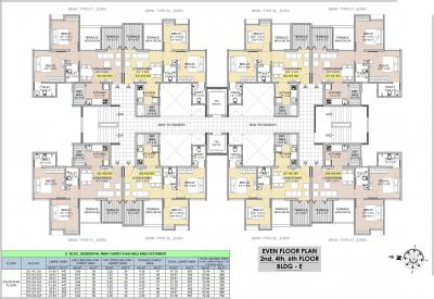 Project Image of 197.3 - 561.34 Sq.ft 1 BHK Apartment for buy in Namrata Group Happycity Varale