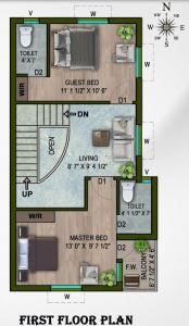 Project Image of 1430 - 1564 Sq.ft 3 BHK Villa for buy in Greenway Kurinji