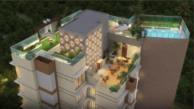 Project Image of 610.0 - 642.0 Sq.ft 2 BHK Apartment for buy in Romell Empress C Wing
