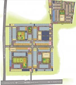 Residential Lands for Sale in Akshaya Acres and Acres