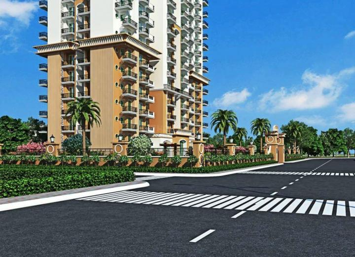 Project Image of 1065.0 - 1699.0 Sq.ft 2 BHK Apartment for buy in Shri Celebration Residency