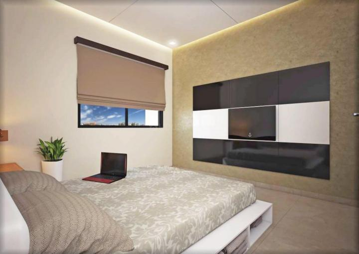 Project Image of 714 - 924 Sq.ft 1 BHK Apartment for buy in Goyal Aakash Residency