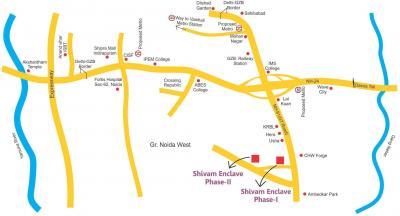 Project Image of 540.0 - 1800.0 Sq.ft Residential Plot Plot for buy in Salvos Shivam Residency Plots