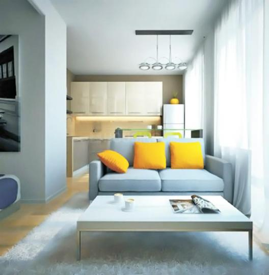 Project Image of 870.0 - 1225.0 Sq.ft 1 BHK Apartment for buy in Paras Square