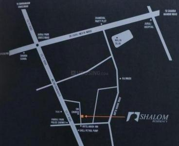 Project Image of 612.0 - 803.0 Sq.ft 2 BHK Apartment for buy in Nilesh Shalom Residency