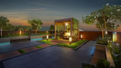 Project Image of 561.0 - 1179.0 Sq.ft 1 BHK Apartment for buy in Eden Oxford Park