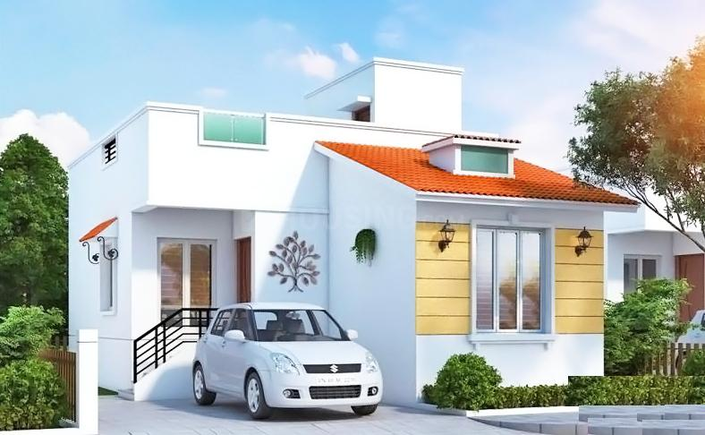 Color Home Blue County In Kalpakkam Chennai By Color Homes