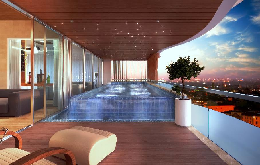 Project Image of 1326.0 - 2407.0 Sq.ft 2 BHK Apartment for buy in Namitha Everest