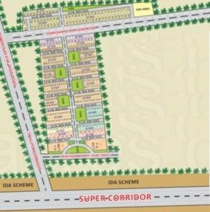 Gallery Cover Image of 1000 Sq.ft Residential Plot for buy in Singapore Life Style, Tigaria Badshah for 2551000