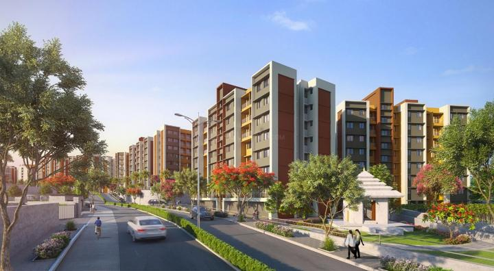 Project Image of 323.67 - 471.67 Sq.ft 1 BHK Apartment for buy in Puraniks City Sector 1