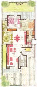 Ansal Shalimar Residency Floors