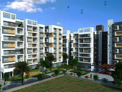 Gallery Cover Image of 1700 Sq.ft 3 BHK Apartment for rent in New Town for 45000