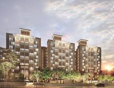 Project Image of 778.0 - 1701.0 Sq.ft 2 BHK Apartment for buy in Nyati Esteban I
