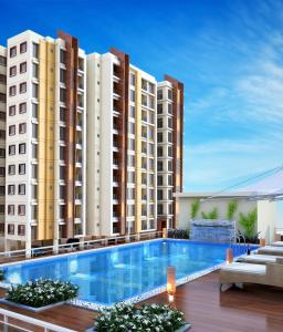 Project Image of 983 - 1349 Sq.ft 2 BHK Apartment for buy in Star Green Tower