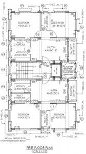 Project Image of 0 - 600.0 Sq.ft 2 BHK Apartment for buy in Ujala Mrinomoy Co Operative Housing Society Pvt Ltd