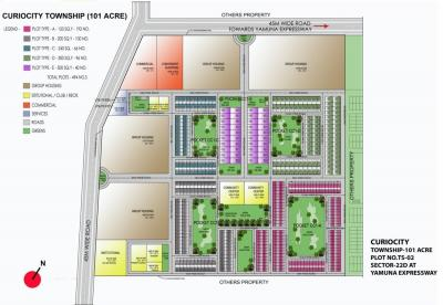 Project Image of 1200.0 - 4500.0 Sq.ft Residential Plot Plot for buy in Orris Curio City Plots