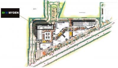 एम1एम माइ डेन में खरीदने के लिए 1 - 1368.0 Sq.ft 1 RK अपार्टमेंट प्रोजेक्ट  की तस्वीर