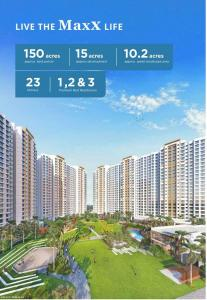 Project Image of 406.66 - 751.21 Sq.ft 1 BHK Apartment for buy in Sunteck Maxx World