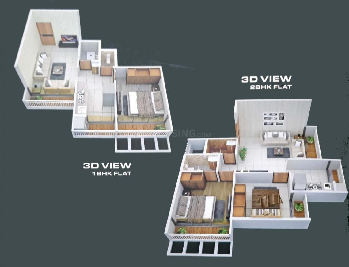 Project Image of 229.92 - 434.22 Sq.ft 1 BHK Apartment for buy in Joshi Sai Anuraj