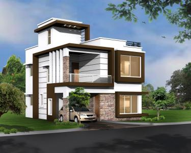 Project Image of 1580.0 - 2000.0 Sq.ft 3 BHK Villa for buy in Peninsula Park Elite