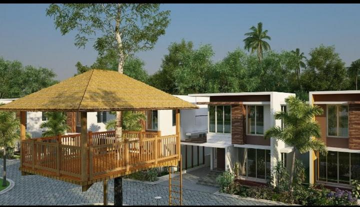 Project Image of 1580 - 1842 Sq.ft 3 BHK Villa for buy in IndusGratia Green Rich Villas
