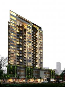 Gallery Cover Image of 1460 Sq.ft 3 BHK Apartment for buy in Tricity Eros, Kharghar for 16500000