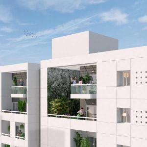 Project Image of 1347.0 - 1624.0 Sq.ft 2 BHK Apartment for buy in Amsha Bhuvi By Amsha