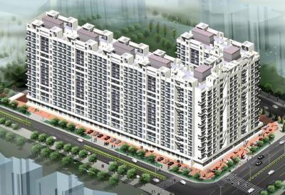 Gallery Cover Image of 510 Sq.ft 1 BHK Apartment for rent in Parasnath Parshwa Heights G Wing, Virar West for 6500