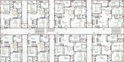 Project Image of 814.61 - 1319.44 Sq.ft 2 BHK Apartment for buy in Vijaya Pride