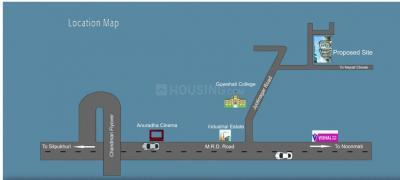 Project Image of 849.18 - 954.3 Sq.ft 3 BHK Apartment for buy in Ergon Prakriti Jyotinagar