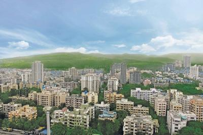 Gallery Cover Image of 388 Sq.ft 1 BHK Apartment for buy in A & O Eminente, Dahisar East for 7372580