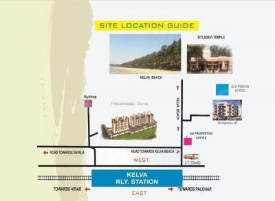 Project Image of 224 - 450 Sq.ft 1 RK Apartment for buy in SN Rivera Apartment