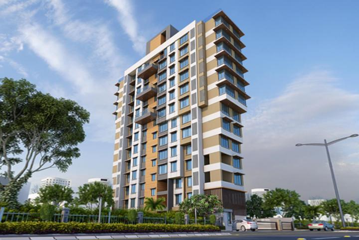 Project Image of 0 - 1347 Sq.ft 4 BHK Apartment for buy in Dhoot Group Adi Residency Shree Adi House CHSL