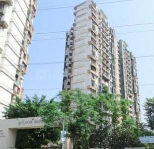 Gallery Cover Image of 1050 Sq.ft 2 BHK Apartment for rent in Ashar Residency , Thane West for 31000