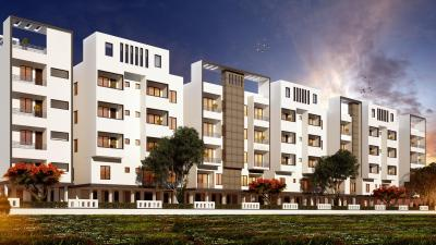 Project Image of 629.0 - 1722.0 Sq.ft 1 BHK Apartment for buy in KSR Basil Apartments