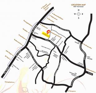 Project Image of 521 - 5817 Sq.ft Residential Plot Plot for buy in Vishwak Sameeraa Grand City
