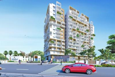 Gallery Cover Image of 2800 Sq.ft 3 BHK Apartment for rent in Aparna Westside, Manikonda for 65000